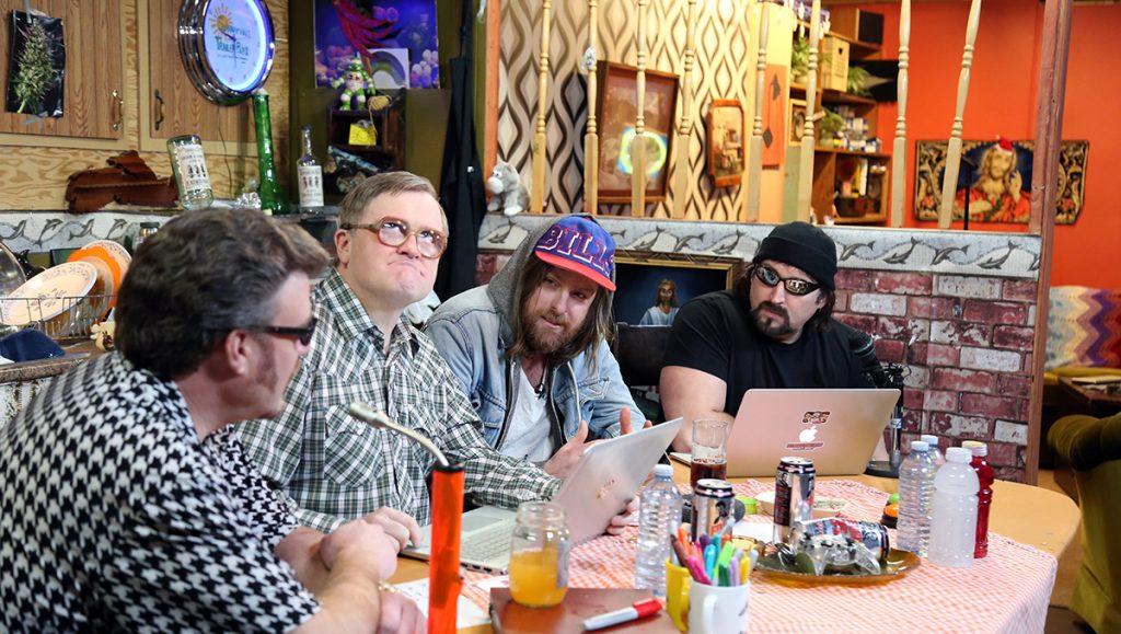 Matt Mays talks to Ricky, Julian, and Bubbles