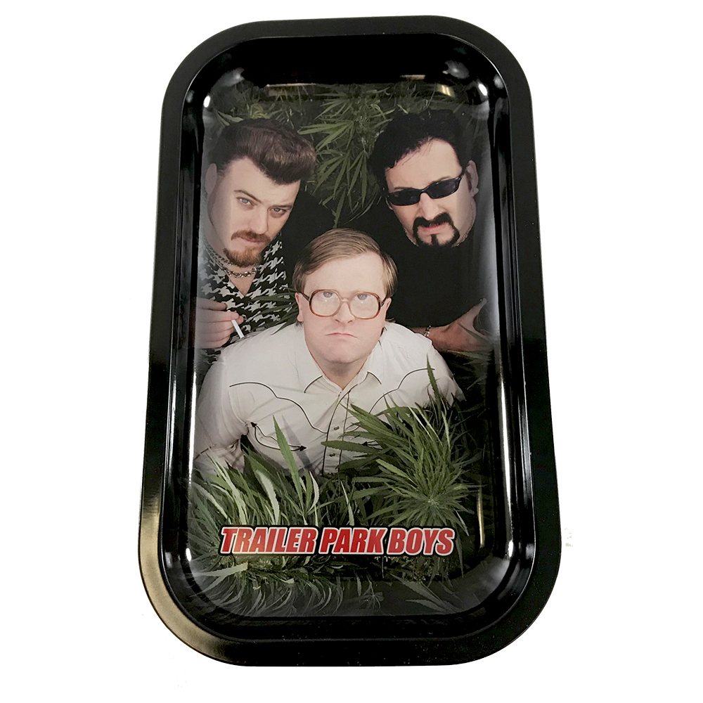 Trailer Park Boys rolling tray