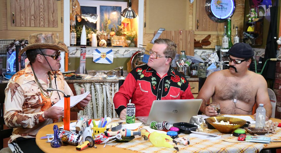 trailer park boys podcast with randy!