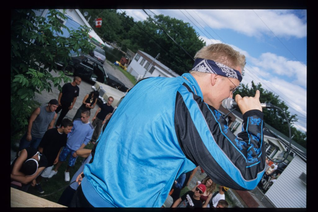 J-ROC rocks the mic in Sunnyvale