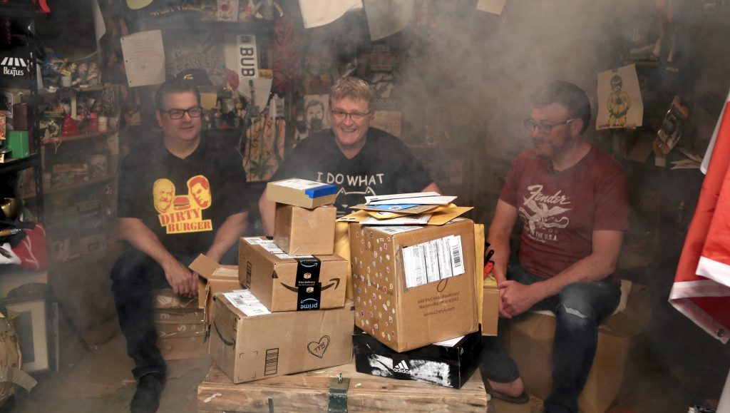 Mike, Robb and Pat hope to find some good drugs in the Mailbag